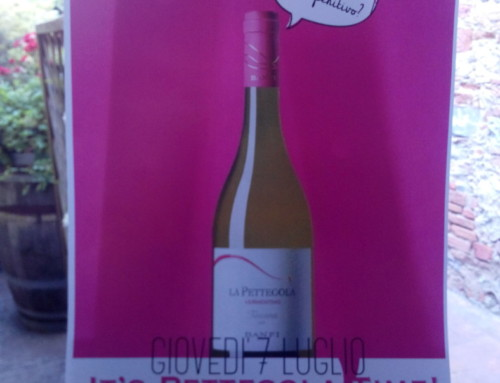 Serata degustazione vini