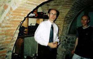 """Jeffery Deaver, autore de """"Il Collezionista di Ossa"""""""